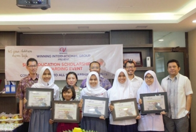SUN'S EDUCATION SCHOLARSHIP AWARD 2018