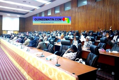 Guinea: MPs approve agreements with Kimbo, SMB
