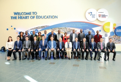 Sun Xiushun Scholarship Receives Its Third Batch of Officials for Training